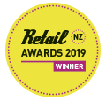 Retail NZ Awards - Winner