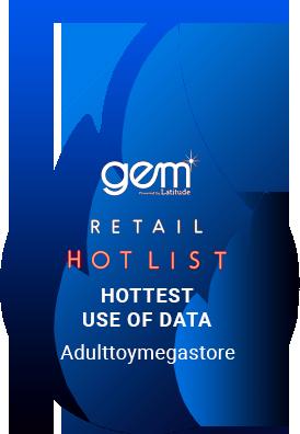 Gem Retail Awards Hottest Use of Data - Winner