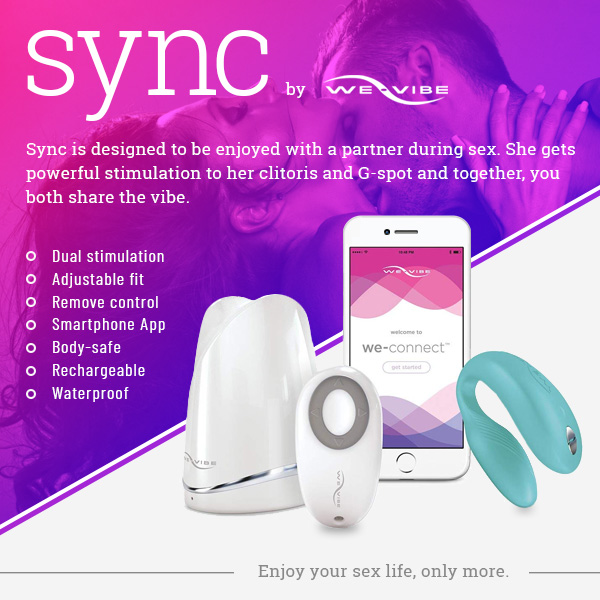 We-vibe Sync Promotion
